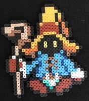 Final-Fantasy-9-Vivi-Bead-Sprite-Perler-black-mage-thumbnail