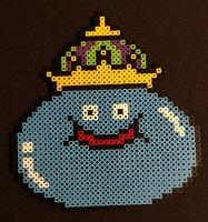 dragon-quest-king-slime-perler-thumbnail